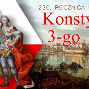 Święto Konstytucji 3 Maja. Skromne obchody w Radomsku