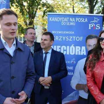 Krzysztof Ciecióra podsumował kampanię wyborczą