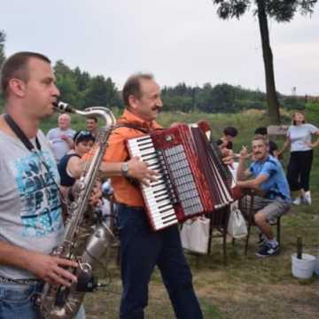 """Piknik integracyjny z klubem """"Szansa"""""""