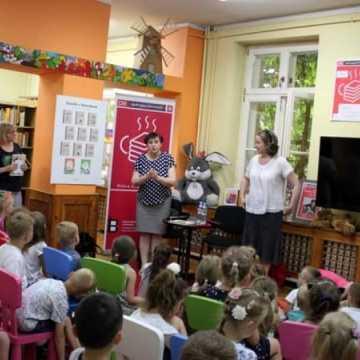 Spotkanie czytelników z pisarką Renatą Piątkowską