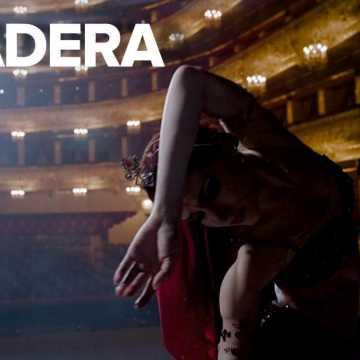 """Balet """"Bajadera"""" na ekranie kina MDK Radomsko"""