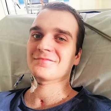 Pomóżmy Rafałowi w walce o powrót do zdrowia!