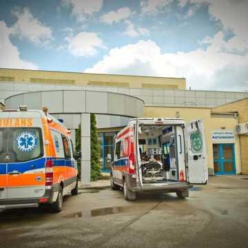 Nowe zasady bezpieczeństwa sanitarnego w szpitalu w Radomsku