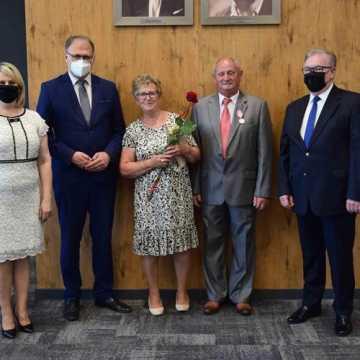 W Radomsku wręczono Medale za Długoletnie Pożycie Małżeńskie