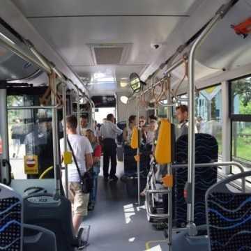 Korekta rozkładu jazdy autobusów MPK