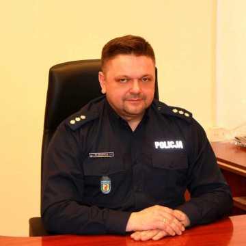 Zmiany w kierownictwie KPP w Radomsku