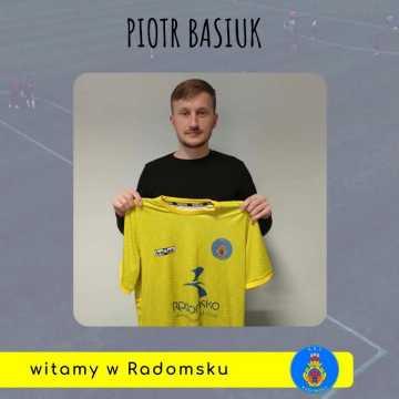 Piotr Basiuk zawodnikiem RKS Radomsko