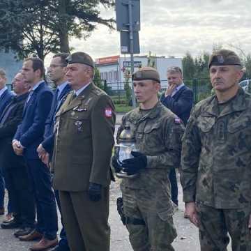 W Radomsku upamiętniono Konspiracyjne Wojsko Polskie