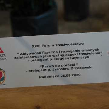 XXIII Forum Trzeźwościowe w Radomsku
