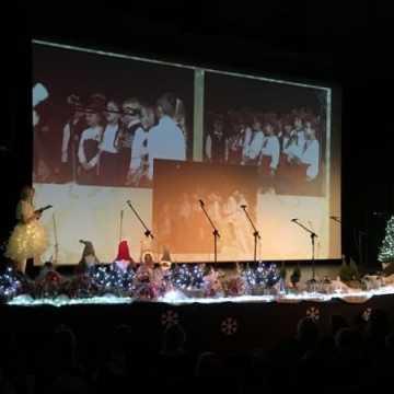 Koncert Grudniowy Specjalnego Ośrodka Szkolno-Wychowawczego