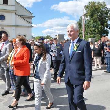 Świętowali rolnicy z gminy Żytno