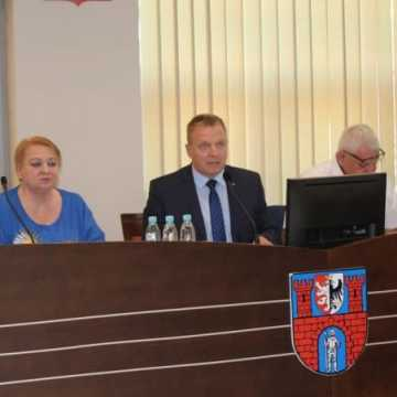 Udzielono absolutorium dla Zarządu Powiatu Radomszczańskiego
