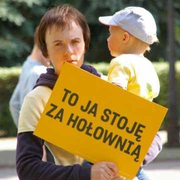 Kamper Szymona Hołowni gościł w Radomsku
