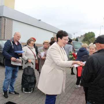 Anna Milczanowska podsumowała kampanię i zapraszała na wybory