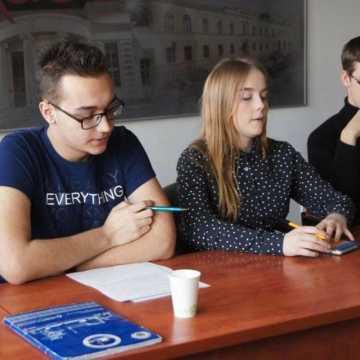 Młodzieżowa Rada Miasta w Radomsku chce współpracować z innymi miastami