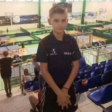 Sukces Sebastiana Musiała na I Grand Prix Polski w tenisie stołowym