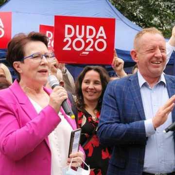 Posłowie PiS: Andrzej Duda to gwarant dalszego rozwoju Polski