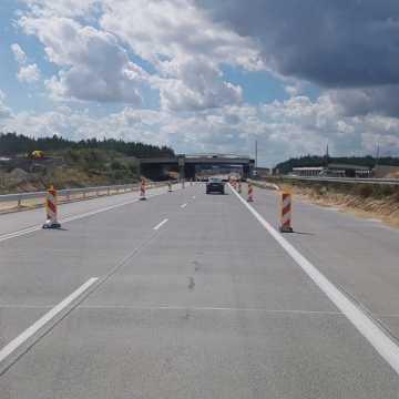 Kilometry nowej A1 dostępne dla kierowców