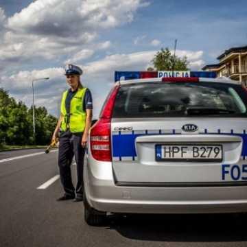 Dziś na drogach wzmożone patrole policji