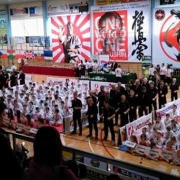 Radomszczanka w Kadrze Polski Karate Kyokushin