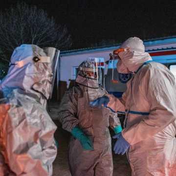 W Łódzkiem jest 487 nowych zakażeń koronawirusem, w pow. radomszczańskim - 8