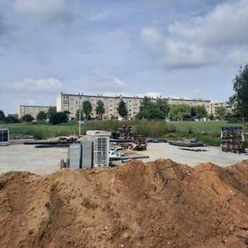 Ponad 100 propozycji nazwy dla nowego basenu w Radomsku. Przesunięto termin zakończenia prac budowlanych