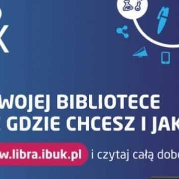 Platforma IBUK LIBRA w bibliotece w Radomsku