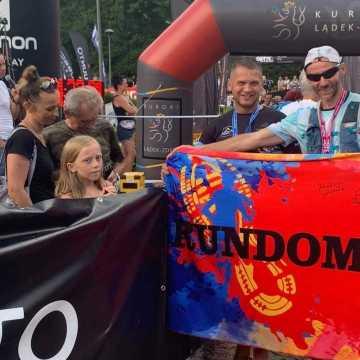 Mariusz Małachowski ukończył 240-kilometrowy Bieg 7 Szczytów