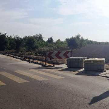 Powstaje nowy przystanek autobusowy na ul. św. Jadwigi Królowej