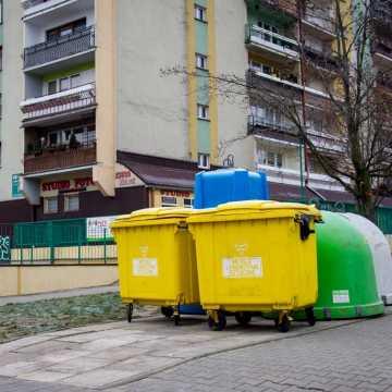 Bełchatów: Nowe pojemniki na plastik i metale