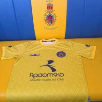 Koszulka meczowa RKS Radomsko już do nabycia