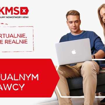 DKMS zaprasza na wirtualny Dzień Dawcy