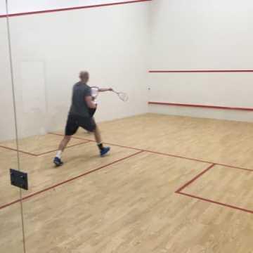 Turniej w squasha o Puchar Starosty Radomszczańskiego