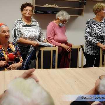 Pow. bełchatowski: Klub Seniora potrzebą czasu