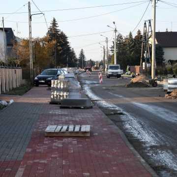 Piotrków Tryb.: Zalesicka na finiszu