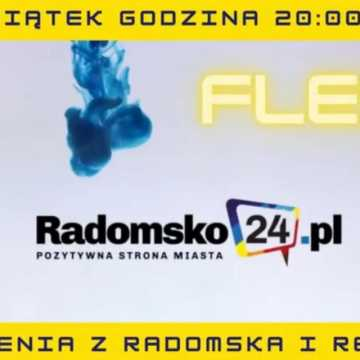 Nasz nowy program: Flesz Radomsko24.pl