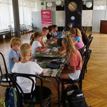 Wakacyjne atrakcje w MDK w Radomsku