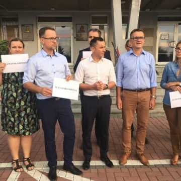 Koalicja Obywatelska apeluje o czystą kampanię