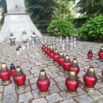 Obchody rocznicy Powstania Warszawskiego przez Młodzież Wszechpolską
