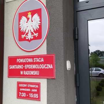 Radomszczański sanepid pracuje pełną parą. Wywiad z Małgorzatą Widawską