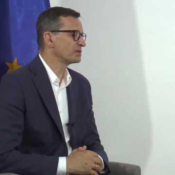 [W TEMACIE] Rozmowa z premierem Mateuszem Morawieckim