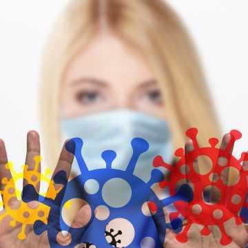 W Łódzkiem odnotowano 1110 zakażeń koronawirusem, w pow. radomszczańskim - 52