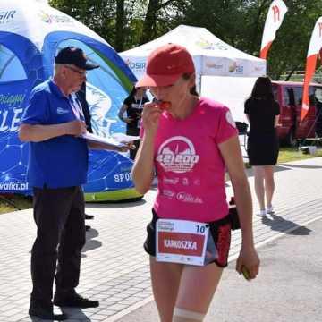 Małgorzata Karkoszka druga w nieoficjalnych mistrzostwa świata w biegu 72 godzinnym