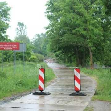 Sołtys Krzętowa skarży się na starostwo. Chodzi o stan mostu na Pilicy