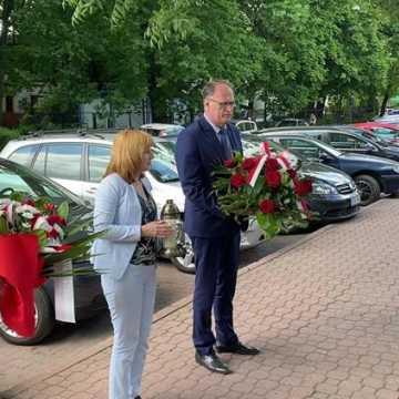 [WIDEO] Radomsko pamięta o ofiarach obozów zagłady