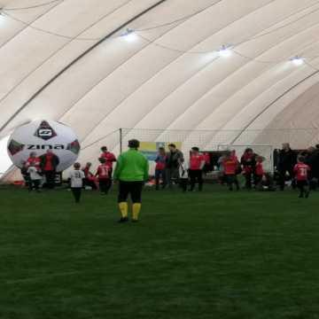Krzynówek Cup w hali balonowej