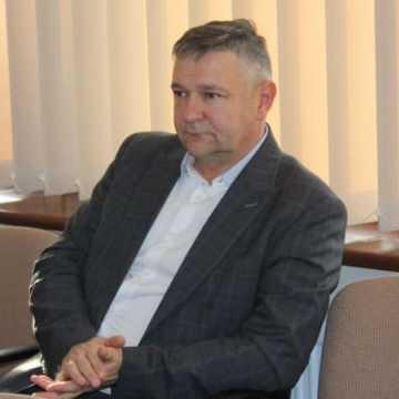 Zbigniew Rybczyński nowym wiceprezesem PGK w Radomsku