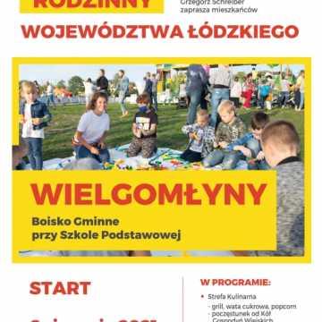 Zaproszenie na Piknik Rodzinny Województwa Łódzkiego do Wielgomłyn