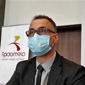 [WIDEO] Rafał Dębski złożył rezygnację z funkcji przewodniczącego Rady Miasta w Radomsku