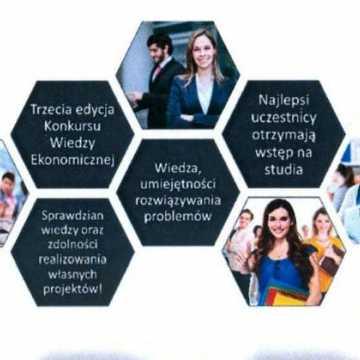 Uczennica z Radomska laureatką konkursu Wiedzy Ekonomicznej i Przedsiębiorczości